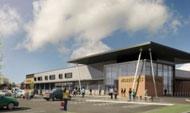 Stafford Town Centre Development